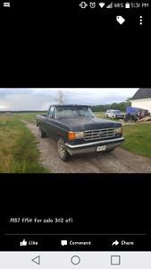 1987 Ford F-150 Pickup Truck
