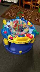 """The """"Entertainer"""" Exersaucer"""