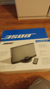 Bose sound dock 111