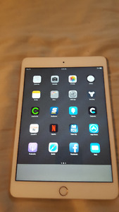 iPad Mini 3 - Gold