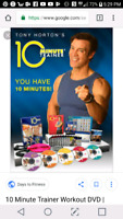 *wanted* 10 minute trainer