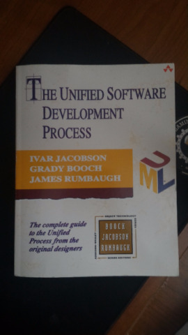 Unified Software Development Process - PICKUP ONLY