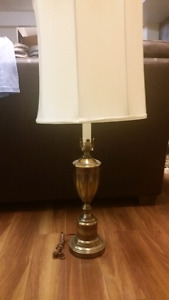 Lamp for coffee table or night stand