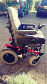Electric wheelchair Quickie Tango