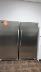 FRIGIDAIRE FREEZERS! CHEST AND UPRIGHT AVAILABLE!