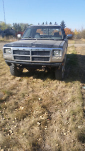 Looking for dodge front bumper