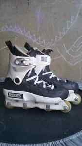 ROCES 5th Element Agressive Inline Skates