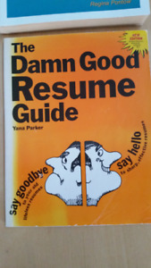 The Damn Good Resume Guide by Yana Parker