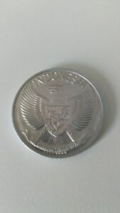Coin from Indonesia Kitchener / Waterloo Kitchener Area image 1