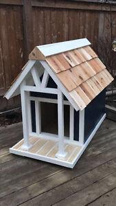 Custom Luxury Dog House