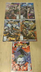Detective Comics: Batman - New 52 #1-5
