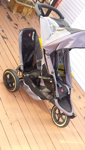 Phil & ted's double stroller
