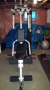Nautilus All-in-one home gym