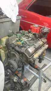 Good 305 h/o motor small block chevy