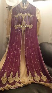 party wear INDIAN /PAKISTANI BRAND NEW DRESS