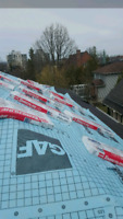 Quality Roof Repairs & Re-Roofs • Free Estimates!