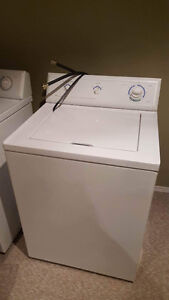 Washer and dryer set mint condition