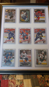 HOCKEY-ROOKIES FRAMED
