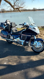 2000 Honda goldwing 1500