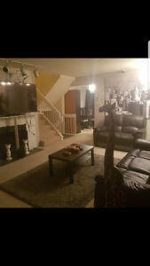 FEMALE only room for rent in a Burnaby townhouse