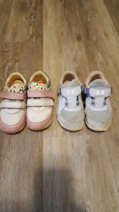 Size 8 kids shoes