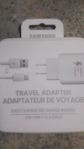 Travel adapter USB c to a cable $15