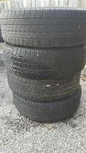 Michelin Harmony All Season Tires P205/70R15 set of 4 Sarnia Sarnia Area image 1