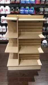 Retail Store Shelving Units in Good Condition West Island Greater Montréal image 2