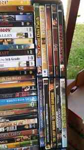 DVD CLASSIC COLLECTIONS OVER 500