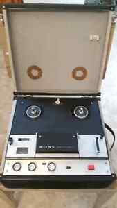 Sony TC-105 Reel Recorder