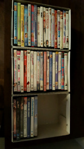 40+ DVDs Romantic Comedy and Romance