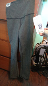Lululemon crop pants, never worn, tags attached