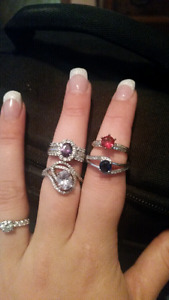 Brand new Charmed Aroma Rings