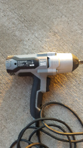 Impact wrench (Electric)