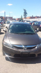 2011Honda civic Ex .finance available