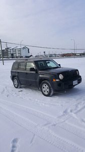 2008 jeep patriot low kms