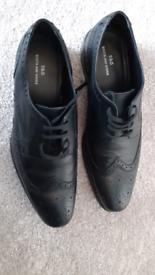 Smart Men's shoes black size 44