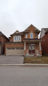 Recently built Stouffville house For Rent available from August