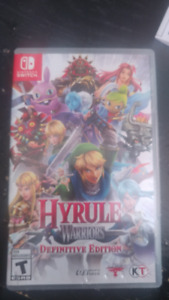Hyrule Warrior Definitive Edition for Nintendo Switch