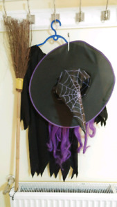 WITCHES COSTUME (child)