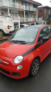 Fiat 500 2012 first edition