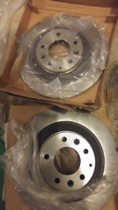 Brand new set of rear rotors mazdaspeed6