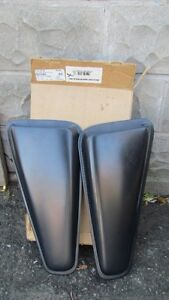 Window louver scoop Ford Mustang 2005-2009