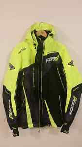 FXR HIGH VIS  SNOWMOBILE JACKET AND COVERALLS Prince George British Columbia image 3