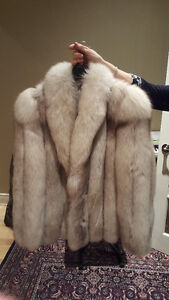 Manteau de Fourrure / Fur Coat