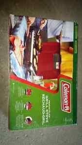 Coleman camping grill