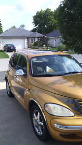 2002 Chrysler PT Cruiser Limited Wagon