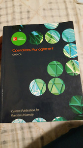 Gms 401 operations management