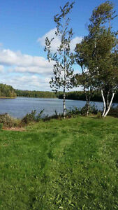 Land for sale waterfront