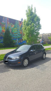 2012 Volkswagen Golf Tread Line Hatchback